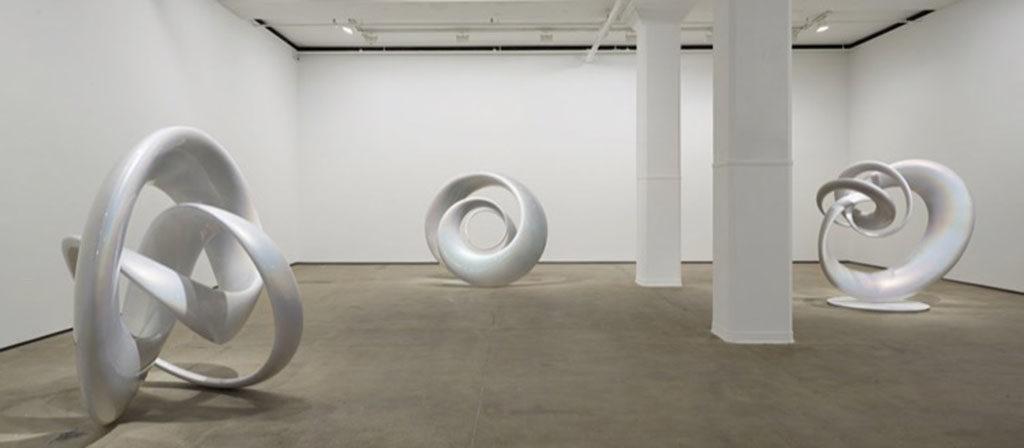 Cyclicscape (Mariko Mori) en Nueva York